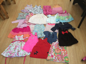 Girls size 2 - $15 for a lot of clothing!