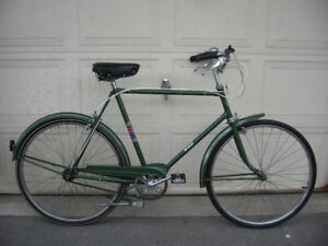 """Tall Man's Cruiser, 23"""" frame 3 Spd Bicycle, Fit's 5' 8"""" - 6' 1"""""""
