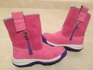Toddler Timberland Winter Boots Size 10 London Ontario image 2