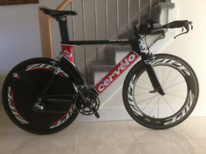 Cervelo P3 Carbon Full Dura-Ace TT