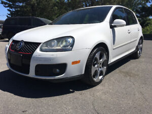 2009 Volkswagen GTI  Auto Leather Sunroof Only $8695