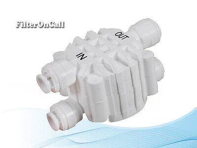 لاعمال السباكة جديد Auto Shut Off Valve Quick Connect Fittings for RO Reverse Osmosis Water System