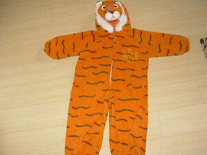 Tiger Halloween Costume size 2-3