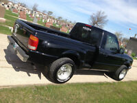 1998 Ford Ranger Auto Air, only 110780 kilos no safety cheap MPI