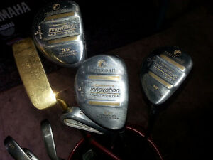 Acer XDS wedges w/ Precision II Innovation drivers