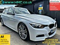 2014 BMW 3 Series 2.0 325d M Sport Touring (s/s) 5dr Estate Diesel Automatic