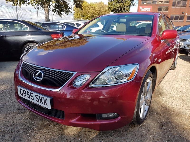 Lexus GS 300 3.0 SE AUTO
