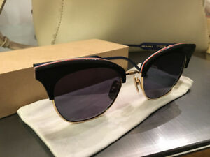 Thom Brown Women Sunglasses. 12K Gold.