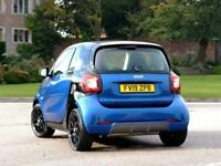 2019 smart FORTWO COUPE SPECIAL EDITIONS 1.0 Urban Shadow Edition 2dr Coupe Petr