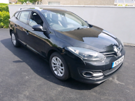 Renault megane estate 1.5 dci