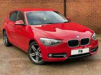 2014 BMW 1 Series 2.0 116d Sport Sports Hatch (s/s) 5dr Hatchback Diesel Manual