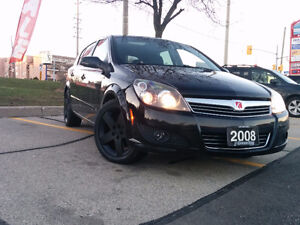 2008 SATURN ASTRA XR leather, PANORAMIC SUNROOF