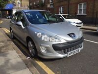Peugeot 308- 59REG service history Long MOT with all previous MOTs