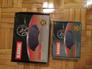 Break Pads, Front and Back for Jeep Grand Cherokee West Island Greater Montréal image 1