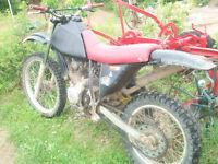 Honda xr230 for trade