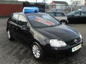 Volkswagen Golf 1.9TDI ( 105PS ) 2008MY Match