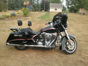 2013 Street Glide trade for Corvette or muscle car