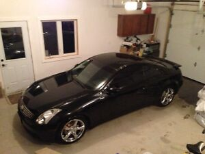 2003 Infiniti G35 6MT with Brembo Package