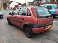 Vauxhall Corsa 1.0 Petrol 5 door