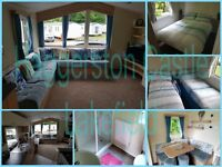 Holiday Haggerston Castle Caravan