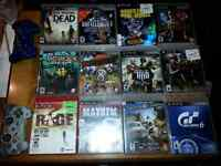 Ps3 with games.