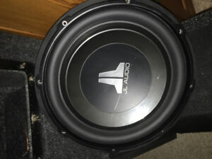 High Quality Subs, Amps and Speakers