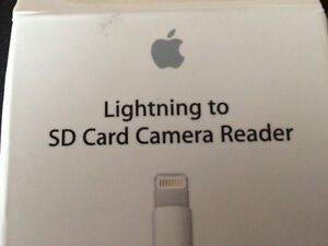Lightning card camera reader for apple   20.00   View my other a Kingston Kingston Area image 2