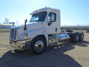 Freight liner Cascadia Truck Tractor