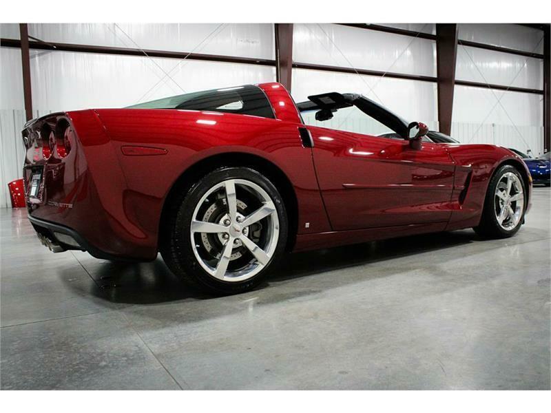 Image 5 Coche Americano usado Chevrolet Corvette 2008