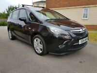 Vauxhall Zafira EXCLUSIV CDTI (black) 2014