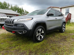 2015 Jeep Cherokee Trailhawk SUV, Crossover