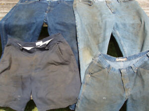 Have extra dirty work clothes?...we can help with those!
