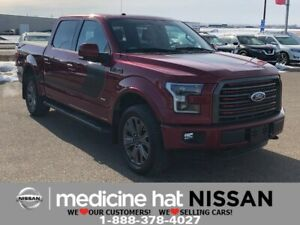 2016 Ford F-150 Lariat Sport *NAVIGATION CLIMATE SEATS