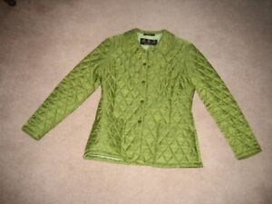 Barbour Ladies Quilted Jacket - USA Size 6