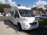 Autocruise Startrail 4 Berth Rear Fixed Bed 2200 Diesel 6 Speed Manual Ref 11117