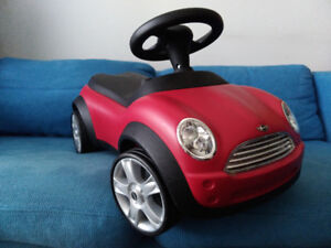 """MINI Baby Racer"" Kids' Car"