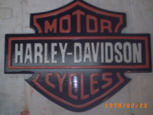 CADRES HARLEY DAVIDSON