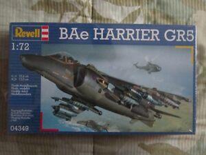 Plastic Model BAe Harrier GR5 1/72 scale Kitchener / Waterloo Kitchener Area image 1