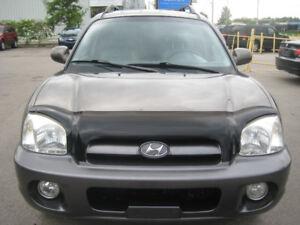 2005 Hyundai Santa Fe GL SUV, CrossoverCarproof Verifed Certifie