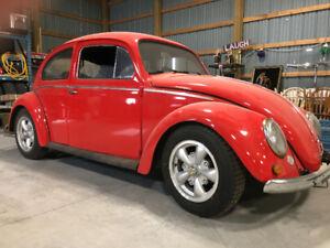 1959 VW Beetle  Restored