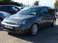 Ford Focus 2.0 2003 (52) ST170 3 DOOR, LOW MILEAGE, 2 OWNERS FROM NEW