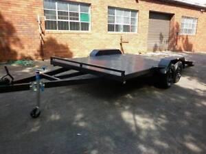 CAR TRAILER NEW 15X6'[6 + 1 YR NSW PRIVATE REGO Carlton Kogarah Area Preview