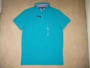 Tommy Hilfiger Slim Fit Men's Polo Shirt (New!)