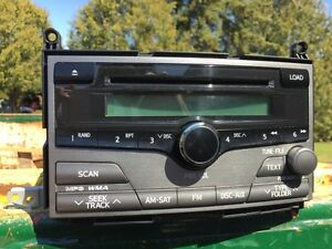 2009 Toyota Venza CD/Radio Changer