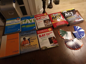 SAT/ACT and Subject Tests PREP Kit