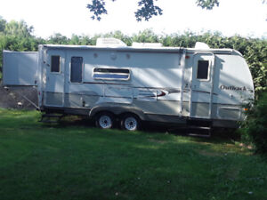Roulotte outback 2009 25RSS