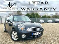 2008 58 MINI ONE 1.4 PETROL COOPER EXTRAS ☆ PEPPER PACK ☆ NEW MOT ☆ FSH