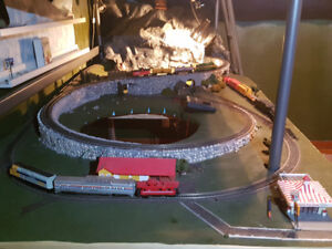 Train Set & Supplies FREE DELIVERY
