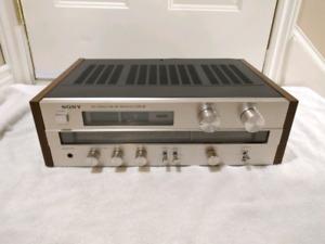 Vintage Sony STR - V2 Stereo Amplifier AM FM Reciever