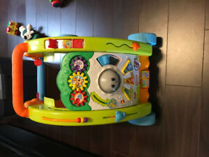 Little Tikes Baby Walker and Play Center